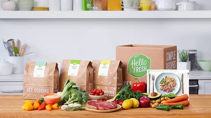HelloFresh – Hello Great Prices – £20 off your first order!