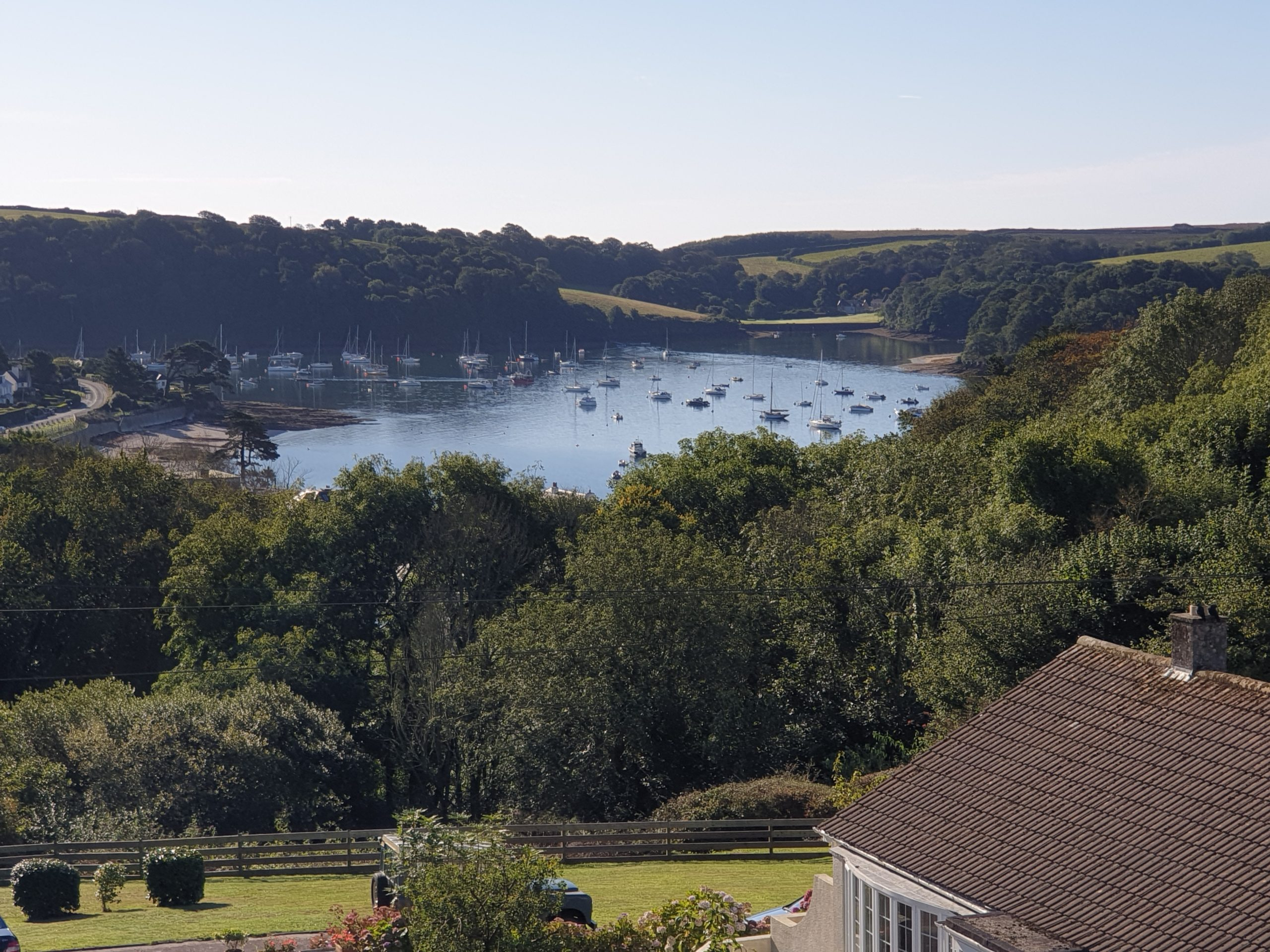 Cream, Cafes & Cycloramic Captures of Cornwall