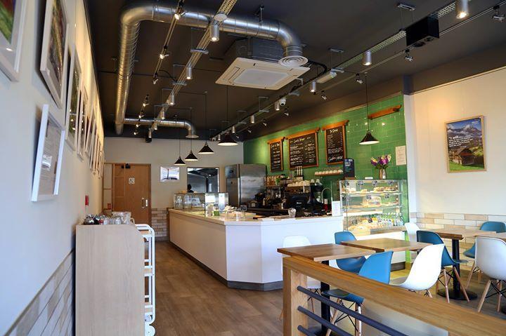Ahimsa Vegan Cafe