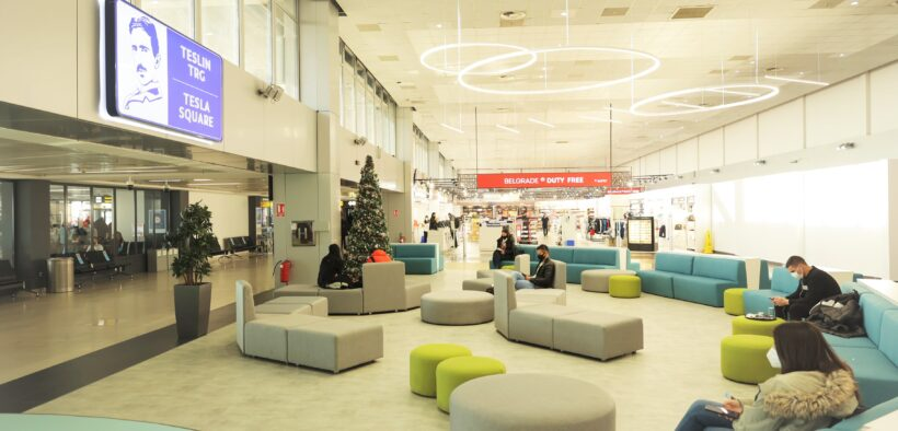 BELGRADE AIRPORT'S BUMPER RENNOVATION COMPLETED