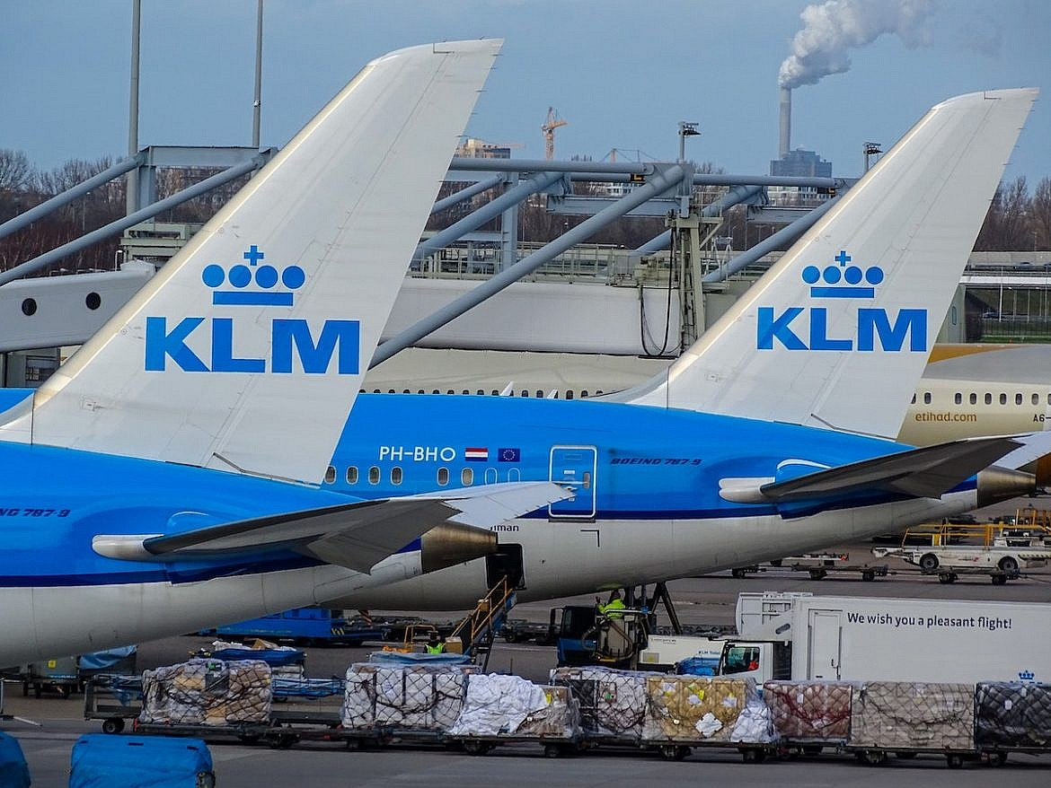 THE 'L' IN KLM HAS A NEW IMPORTANCE: 'LONG HAUL' FLIGHTS CAN NOW RESUME!