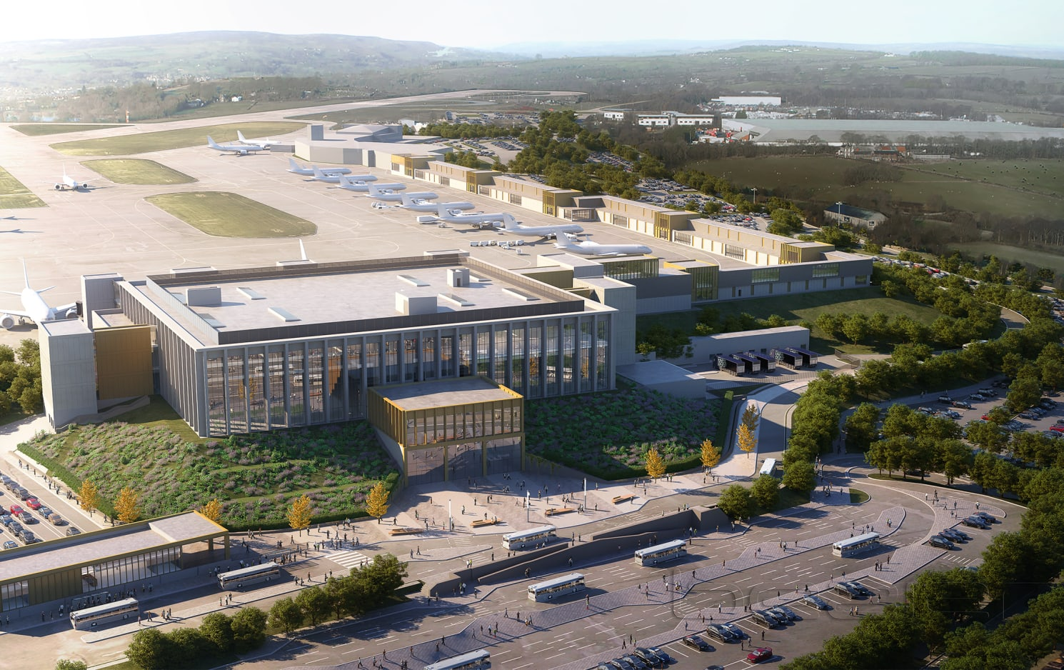 LEVERAGING LEEDS BRADFORD AIRPORT'S SCOPE FOR DEVELOPMENT