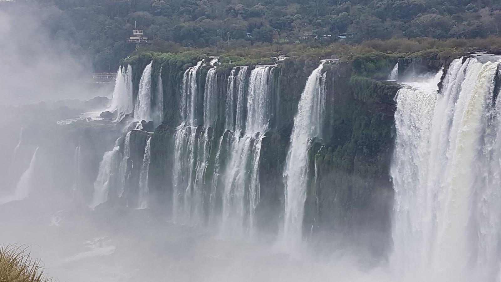 The Majestic, Astounding And Jaw Dropping Iguazu Falls