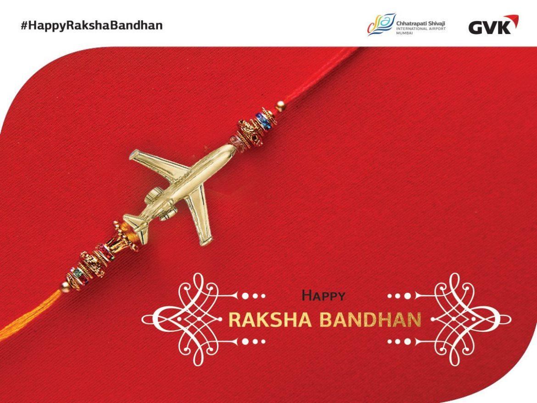 Mumbai Airport Reaps The Benefits Of Raksha Bandhan