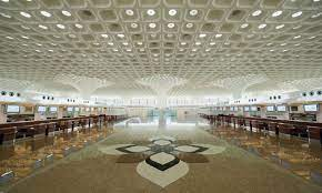 Praise Is All Green At Mumbai International Airport
